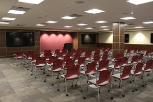 The Newman Library Multipurpose Room